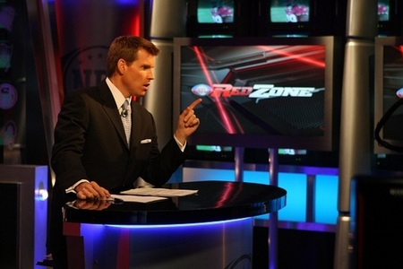 Photo of NFL Network anchor Scott Hanson