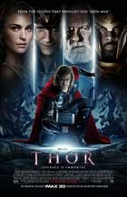 Image of Thor movie poster