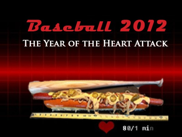 Image of baseball 2012 heart attack monitor