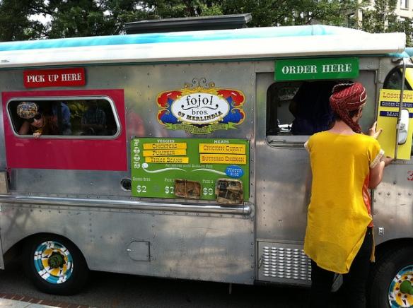 Image of Fojol Bros Merlindia food truck